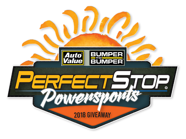 Perfect Stop® Powersports Giveaway Sweepstakes Round 1 Winners Drawn