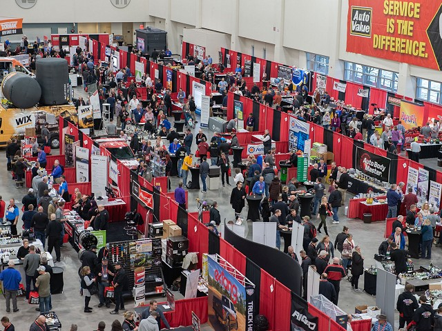 Auto-Wares Expands Class Offerings, Grows Attendance at 2020 Tech Expo